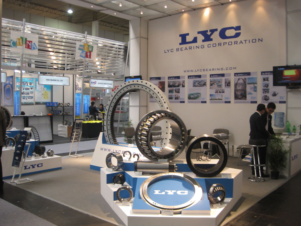 LYC's debut at Hannover Messe 2009