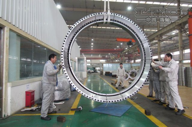 Countrys First Set of 6-Megawatt Wind Turbine Main Shaft Bearing Finished by LYC Independently