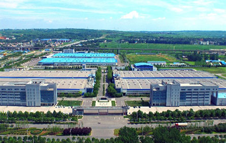 2nd Plant New Industrial Park Luoyang in 2008
